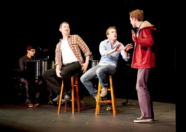 Photo Flash: BMI Hosts Musical Theatre Workshop Showcase