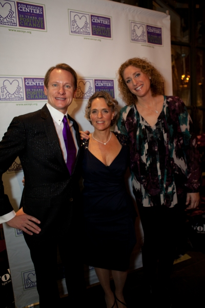 Photo Flash: Carson Kressley, et al. Celebrate Aids Service Center