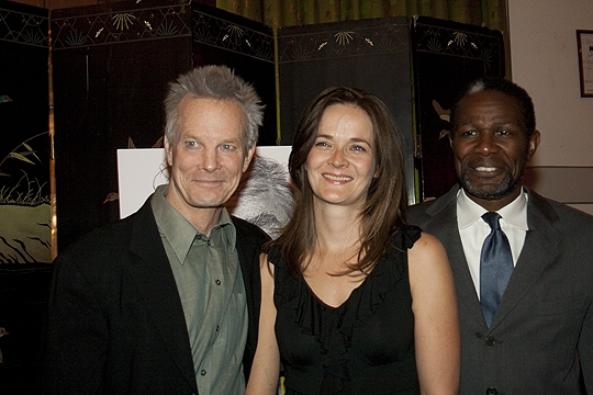 Bill Irwin, Enid Graham, John Douglas Thompson