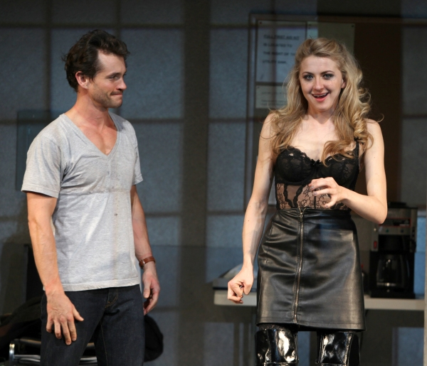 Photo Coverage: VENUS IN FUR Opening Night Heats Up Broadway