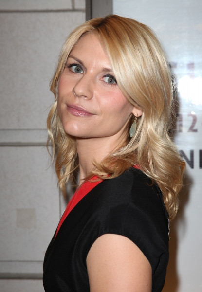 Claire Danes  at The Stars Come Out for Opening Night of VENUS IN FUR