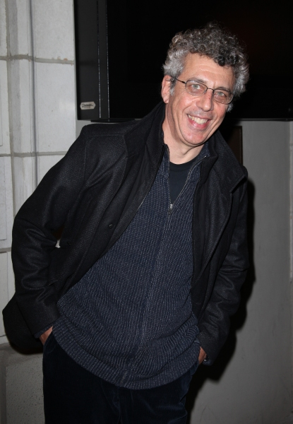 Eric Bogosian  at The Stars Come Out for Opening Night of VENUS IN FUR