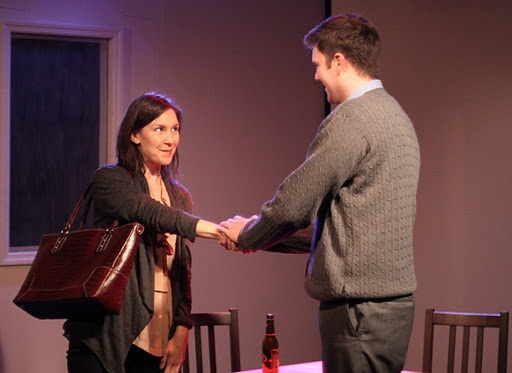 Photo Flash: BOY GETS GIRL At Access Theatre