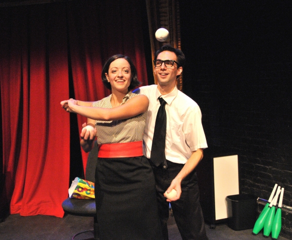 Photo Flash: PERFECT CATCH At Canal Park Playhouse