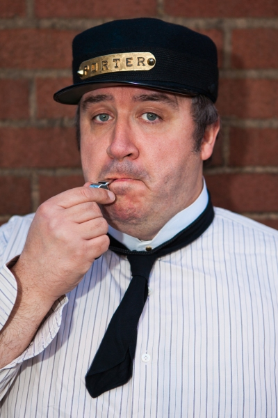 Photo Flash: Mark Benton Joins Cast of RAILWAY CHILDREN