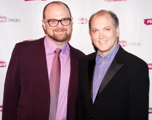 Photo Coverage: Charles Busch, Tracy Letts, et al. at the 2011 Primary Stages Gala