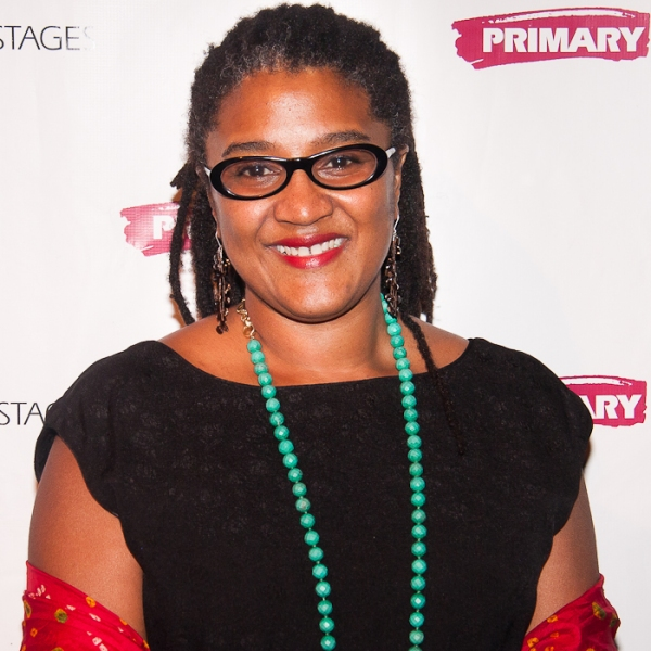 Lynn Nottage at Charles Busch, Tracy Letts, et al. at the 2011 Primary Stages Gala