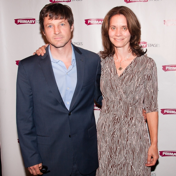 Tim Guinee and Daisy Foote Photo