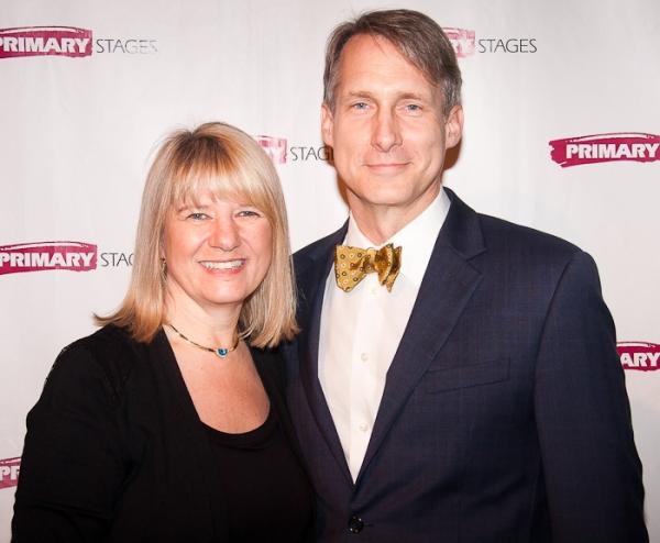 Kathleen Clark and Greg Edleman
