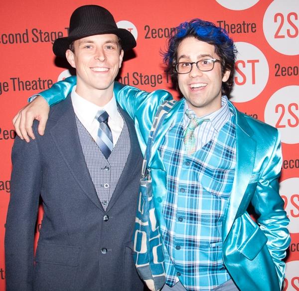 Josh Christopher and Chase Brock