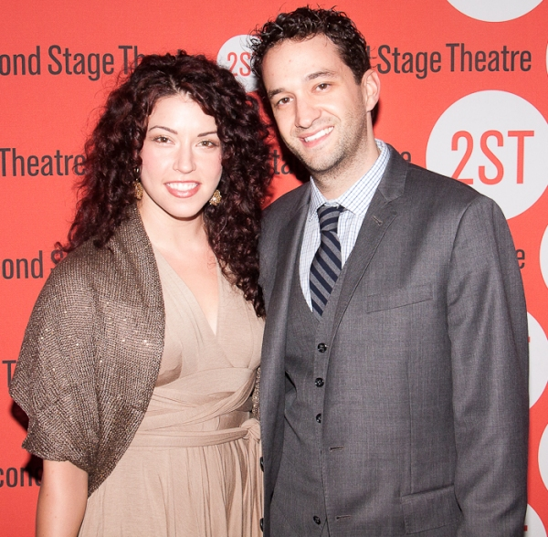 Lindsay Janisse and Dominick Amendum