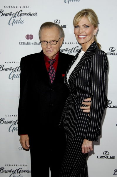 Manadatory Credit: Photo by Picture Perfect / Rex USA (868669o)Larry King & wife Shawn SouthwickCedars-Sinai Board Of Governors Gala, Los Angeles, America - 08 Nov 2011