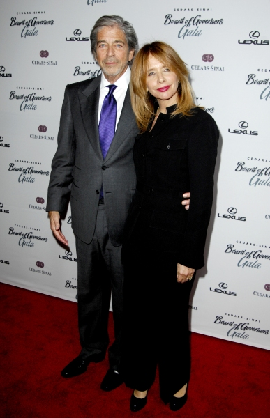 Photo Flash: Barbra Streisand, Robert Barth, et al. at 2011 Cedars-Sinai Gala