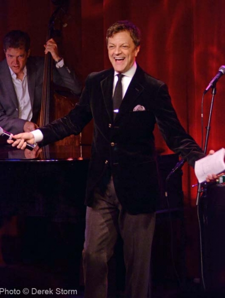 Photo Flash: Chita Rivera, Peter Jobeck, et al. at Jim Caruso's CAST PARTY