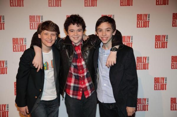 Ben Cook, Jacob Zelonky, Zach Manske