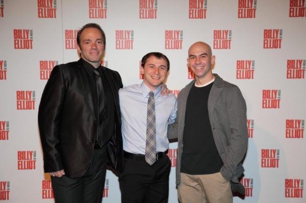 Job Ethan Christenson, Michael Biren, Patrick Lavallee