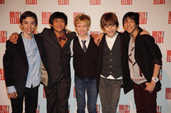 Photo Flash: BILLY ELLIOT Tour Opens in St Louis!