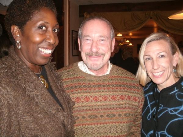 Cecilia Mowatt, Jonathan Abareane, and Stephanie Leese Emrich