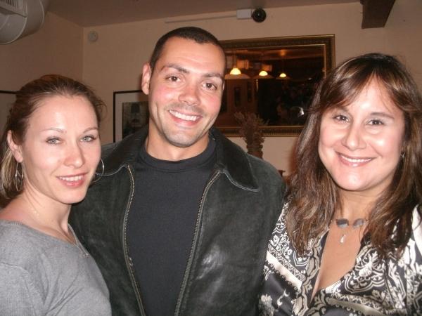 Julie Steffen, Merrick Jones, and Stacy Friedma