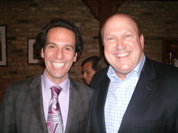 Neil Zucker and Bill Zwecker