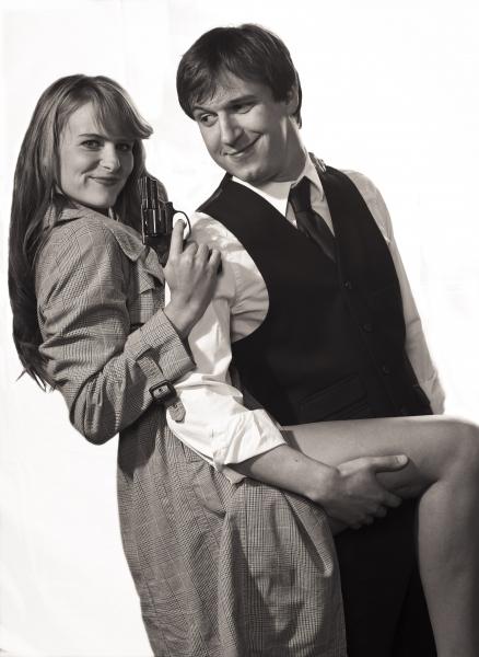 Laura Kruegel and David Menich