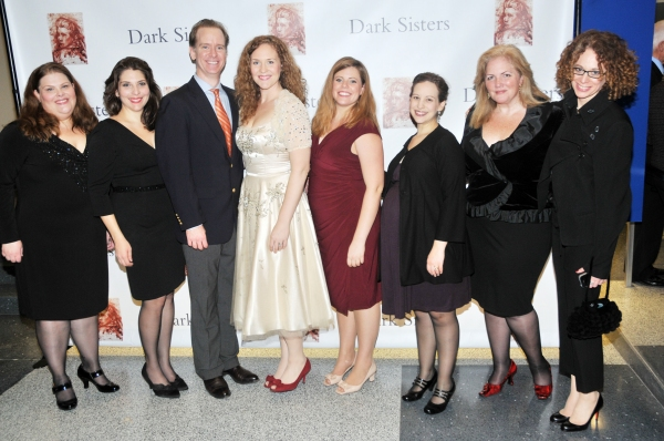 Photo Flash: Rufus Wainwright, Isaac Mizrahi, et al. at DARK SISTERS Premiere