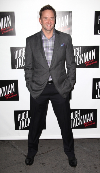 Clinton Kelly  at HUGH JACKMAN, BACK ON BROADWAY Red Carpet