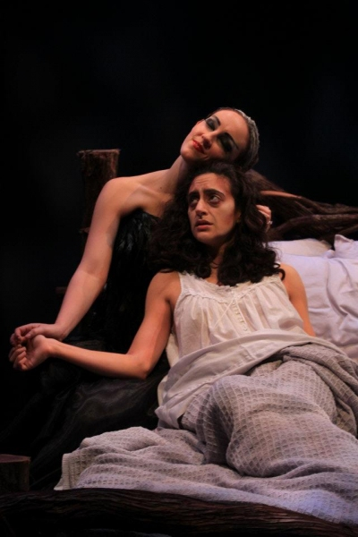 Felicia Leicht and Jessica O'Brien