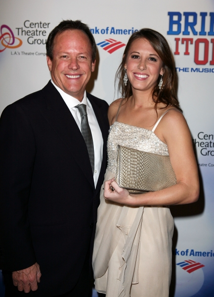 Jeff Web, President and CEO Varsity Brands and daughter Caroline Webb