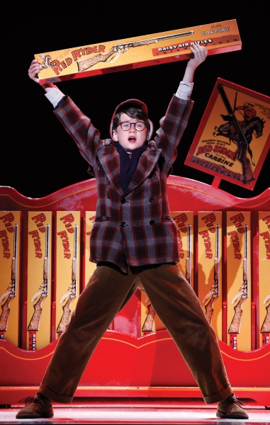 Photo Flash: A CHRISTMAS STORY Launches National Tour
