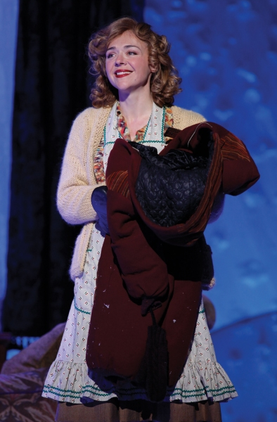 Rachel Bay Jones at A CHRISTMAS STORY Launches National Tour
