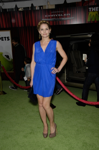 Jennifer Morrison at Premiere of New MUPPETS Movie