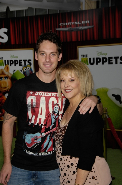 Tristan McManus and Nancy Grace