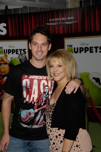 Tristan McManus and Nancy Grace  Photo