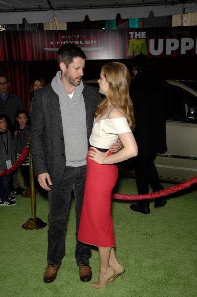 Darren Le Gallo and Amy Adams  Photo