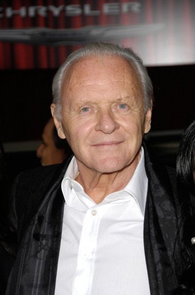 Anthony Hopkins at Premiere of New MUPPETS Movie
