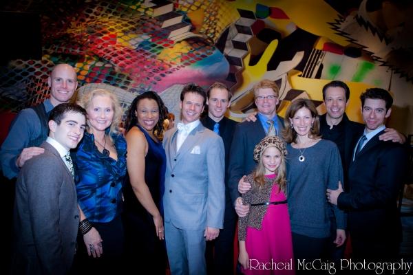Josh Assor, Cory O'Brien, Janet MacEwen, Michelle E White, Nicholas Dromard, Eric Col Photo