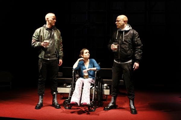 Drew Hildebrand, Reyna de Courcy, Jeff Biehl