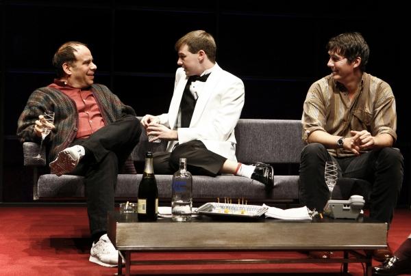 Andrew Polk, Evan Johnson, Adam Trese Photo