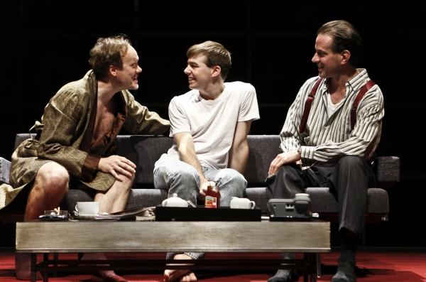 Andrew Garman, Evan Johnson, Danny Mastrogiorgio Photo