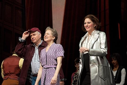 Ken Marks, Isabel Keating, Laura Beth Wells