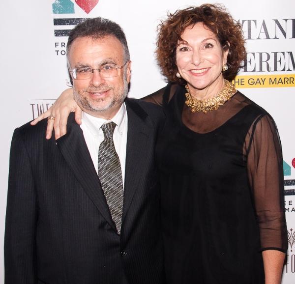Richard Frankel and Joan Stein
