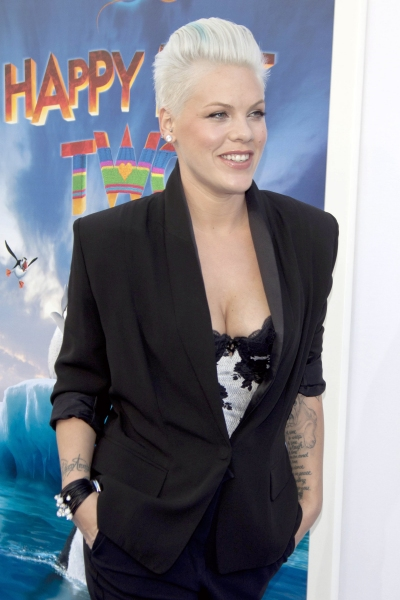 Photo Flash: HAPPY FEET TWO Premieres in Los Angeles