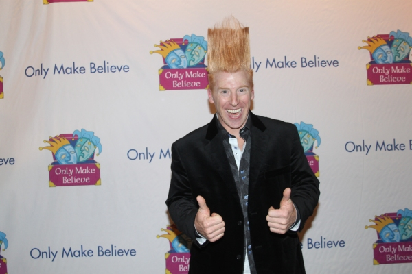 Bello Nock of the Bello Nock Circus