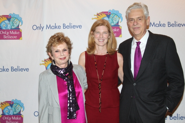 Dena Hammerstein, Honoree's Kate Hall and Gary Lynch