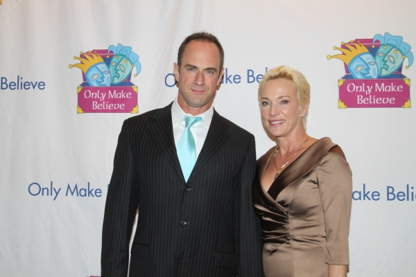 Christopher Meloni and Sherman Williams