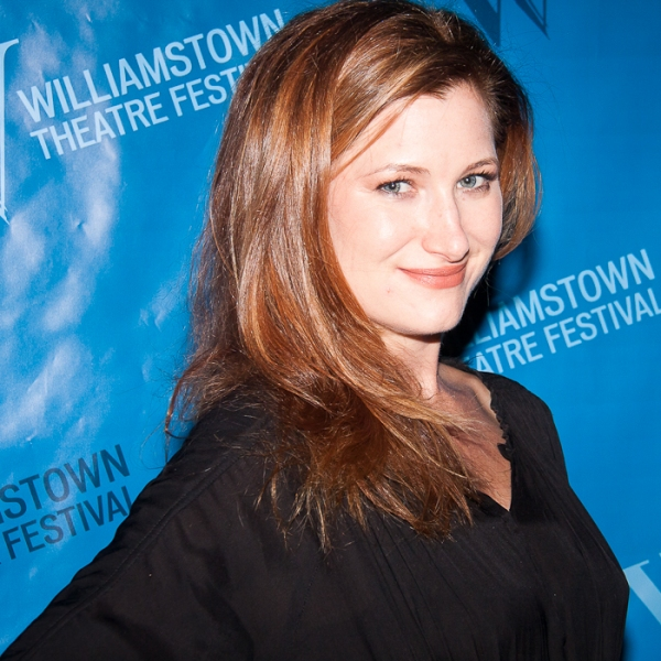 Kathryn Hahn at Constantine Maroulis, Kathryn Hahn, et al. Celebrate 2011 Williamstown Theatre Festival Gala