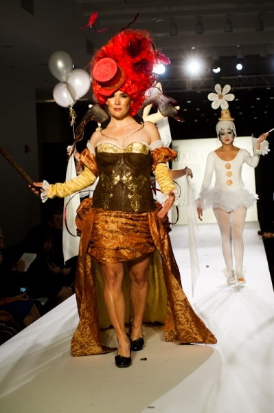 Photo Coverage: Broadway Meets Chocolate at NY Chocolate Show!
