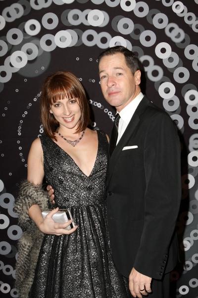 Photo Flash: Carolyn Hennesy, Patrick J. Adams, et al. at the 2011 Ovation Awards