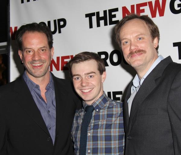 Danny Mastrogiorgio, Evan Johnson, Andrew Garman Photo